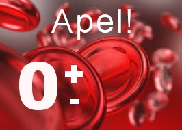 Apel – Potrebni trombociti O krvne grupe za Anđeliju Aleksić
