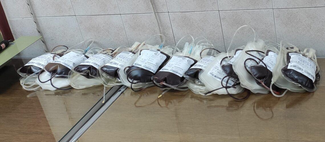 Dobrovoljno davanje krvi u vreme korone